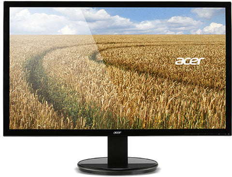 Acer 19.5″16:9 Wide Screen LED backlight (black) #K202HQLAB