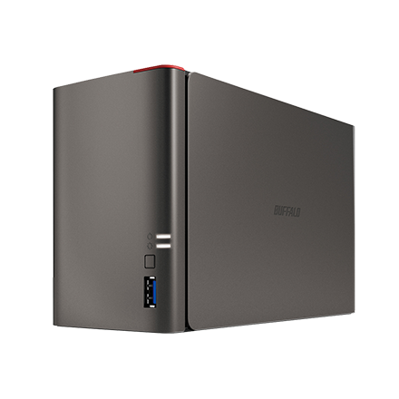 Buffalo LinkStation™ 421DE High Performance Double-drives RAID Network Storage #LS421DE