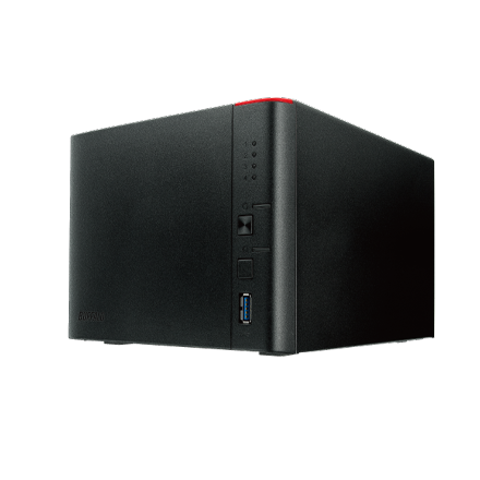 Buffalo LinkStation™ 441DE High Performance 4 drives RAID Network Storage #LS441DE