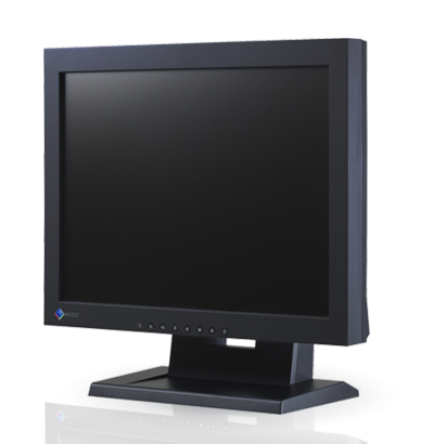 EIZO 15″ 4:3 LED Backlight Monitor (Black)