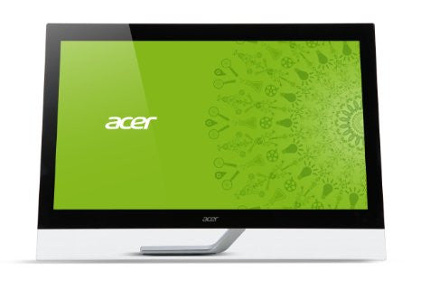 Acer 27″ Wide Screen IPS Panel WLED Multi-Touch monitor (Black) #T272HLBMJJZ
