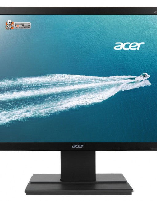 Acer 19″ 5:4 LED backlight monitor (black) #V196LBMD