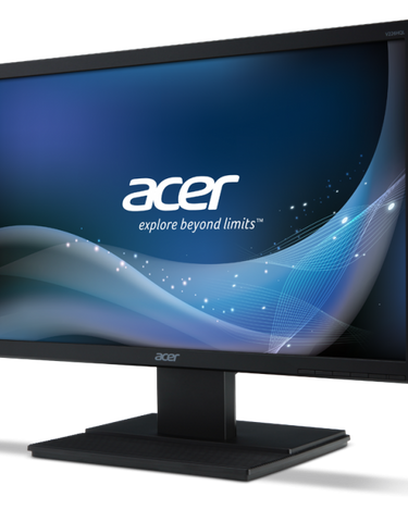 Acer 19.5″ 16:9 Wide Screen WLED monitor (black) #V206HQLBMD