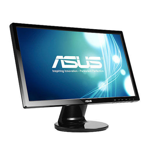 ASUS 21.5″ 16:9 Wide Screen LED monitor (Glossy Black)