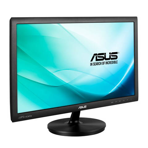 ASUS 23″ 16:9 Wide Screen IPS LED monitor (Black)