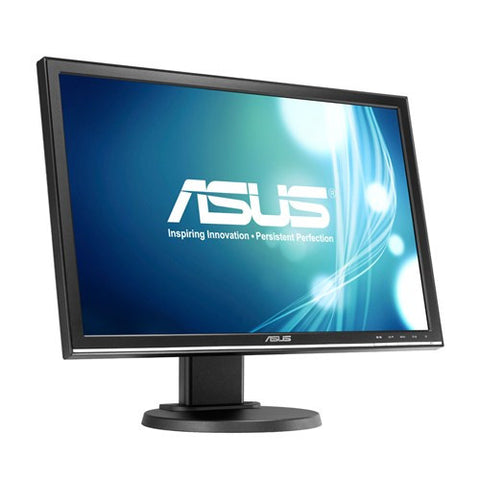 ASUS 22″ 16:10 Wide Screen LED monitor (Glossy Black)