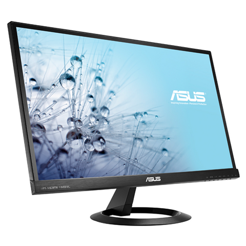 ASUS 23″ 16:9 Wide Screen Frameless IPS LED monitor