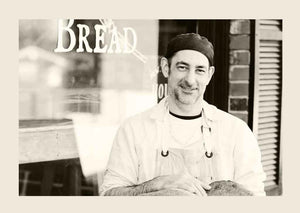 Community Supported Baker bringing you the bread