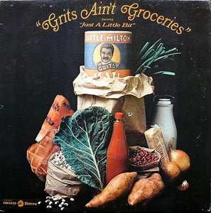 Playlist - Grits Ain't Groceries