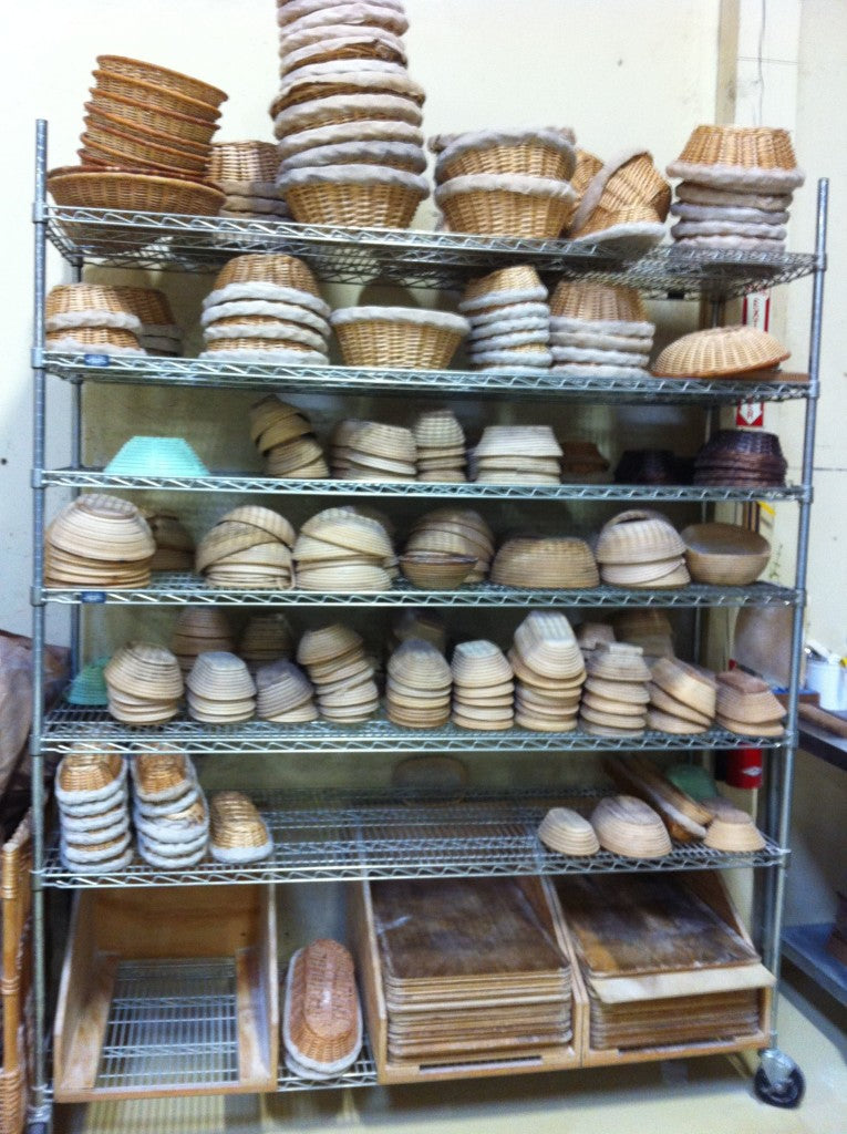 brotforms and bannetons