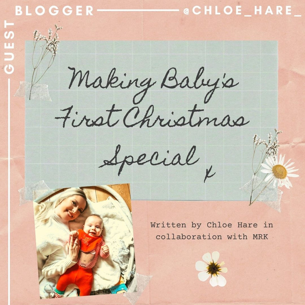 Making Baby's First Christmas Special