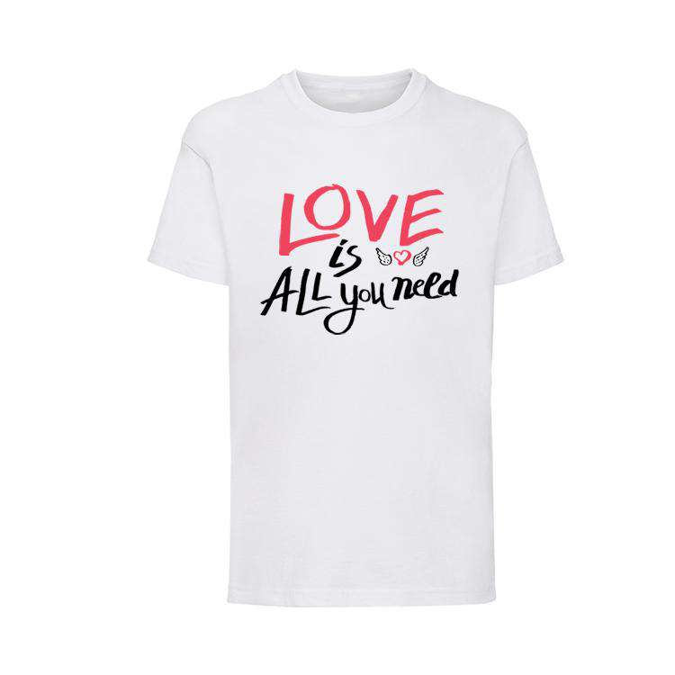 All You Need Is LOVE Matching Tee - (MRK X)