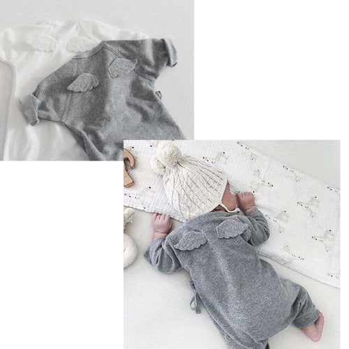 Angel Romper (3-24 Months)