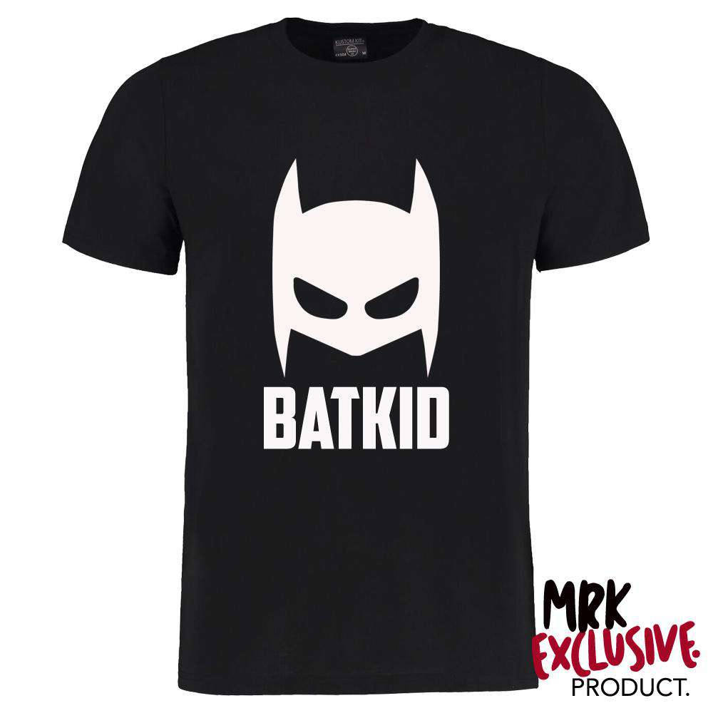 BATKID Black Tee (0-13 Years) (MRK X)