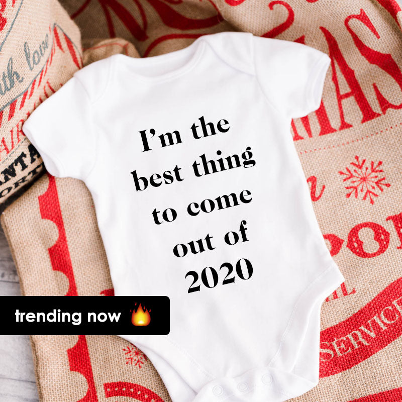 I'm The Best Thing 2020 White Bodysuit (MRK X)