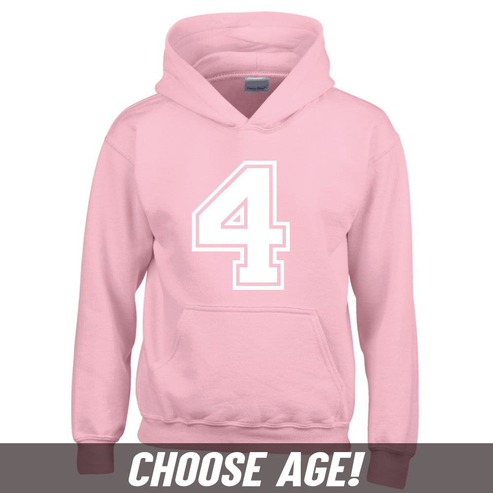 Personalised Birthday Year Hoodie (MRK X)