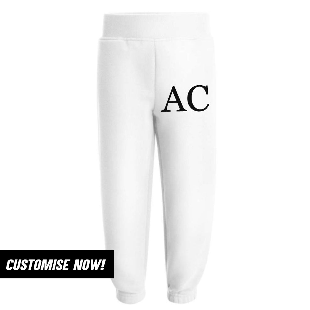 Personalised Brooklyn Fleece Jog Pant (MRK X)