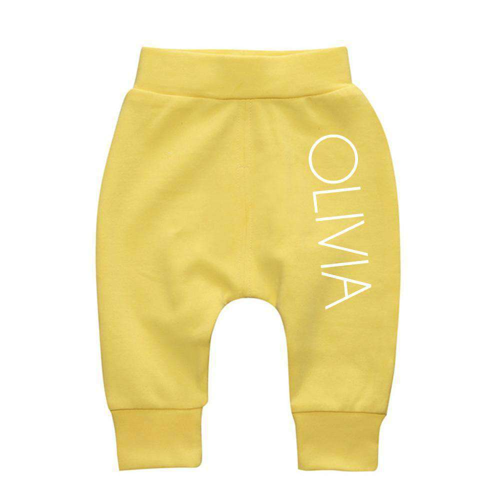 Personalised Brooklyn Infants Name Pant (MRK X)