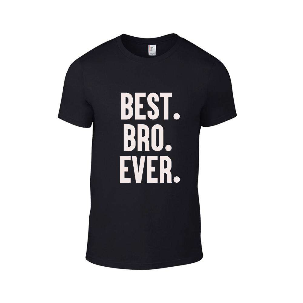 Best Bro's Ever Brother Matching Tees (1-13 Years) (MRK X)