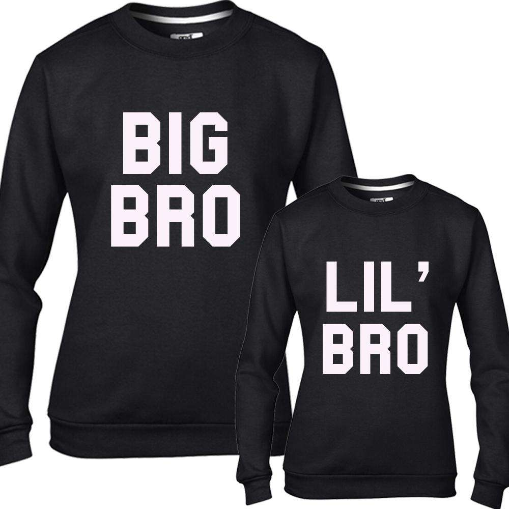 Core Big Bro/Lil Bro Matching Sweaters 00 (MRK X)