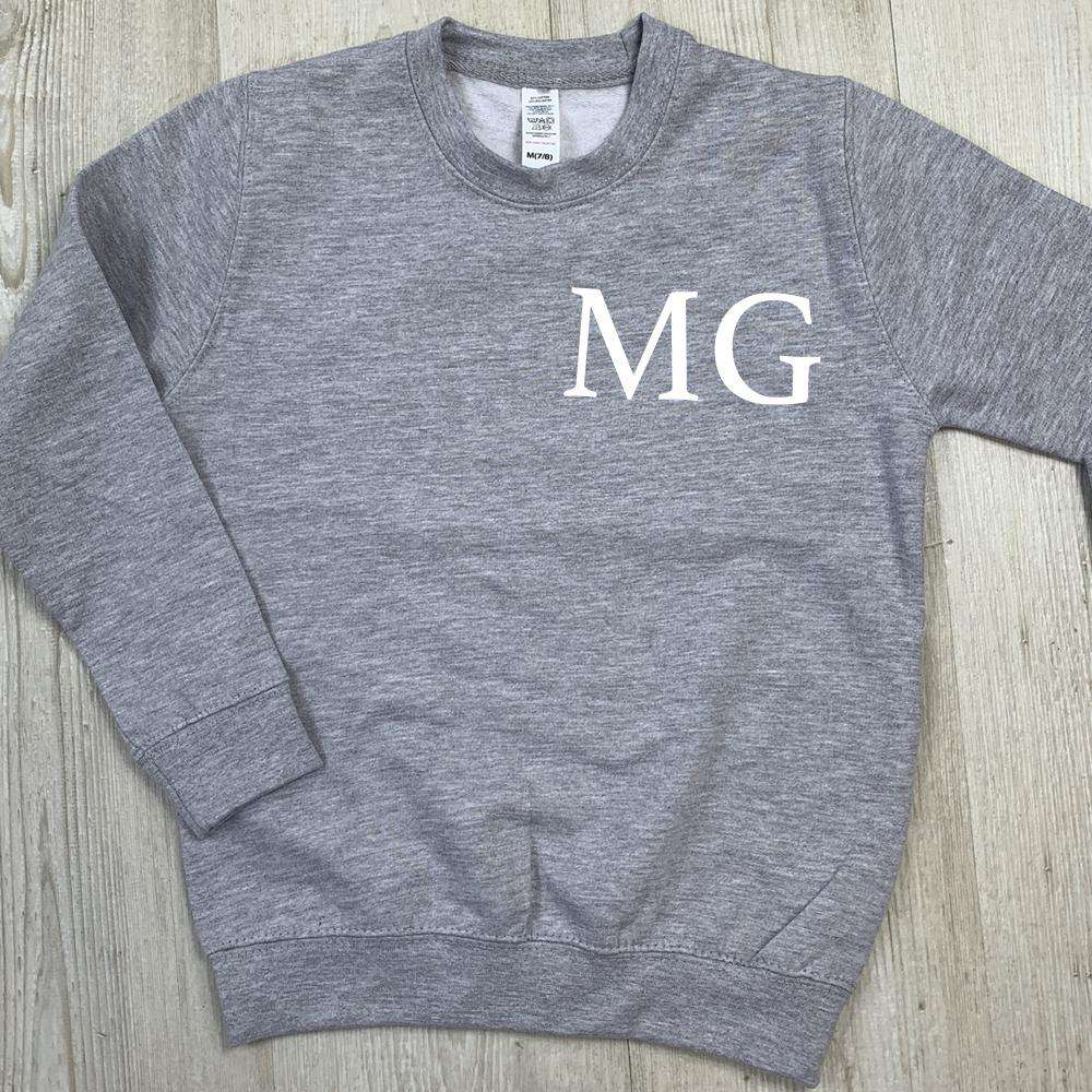 Personalised Initial Core Sweatshirt (MRK X)