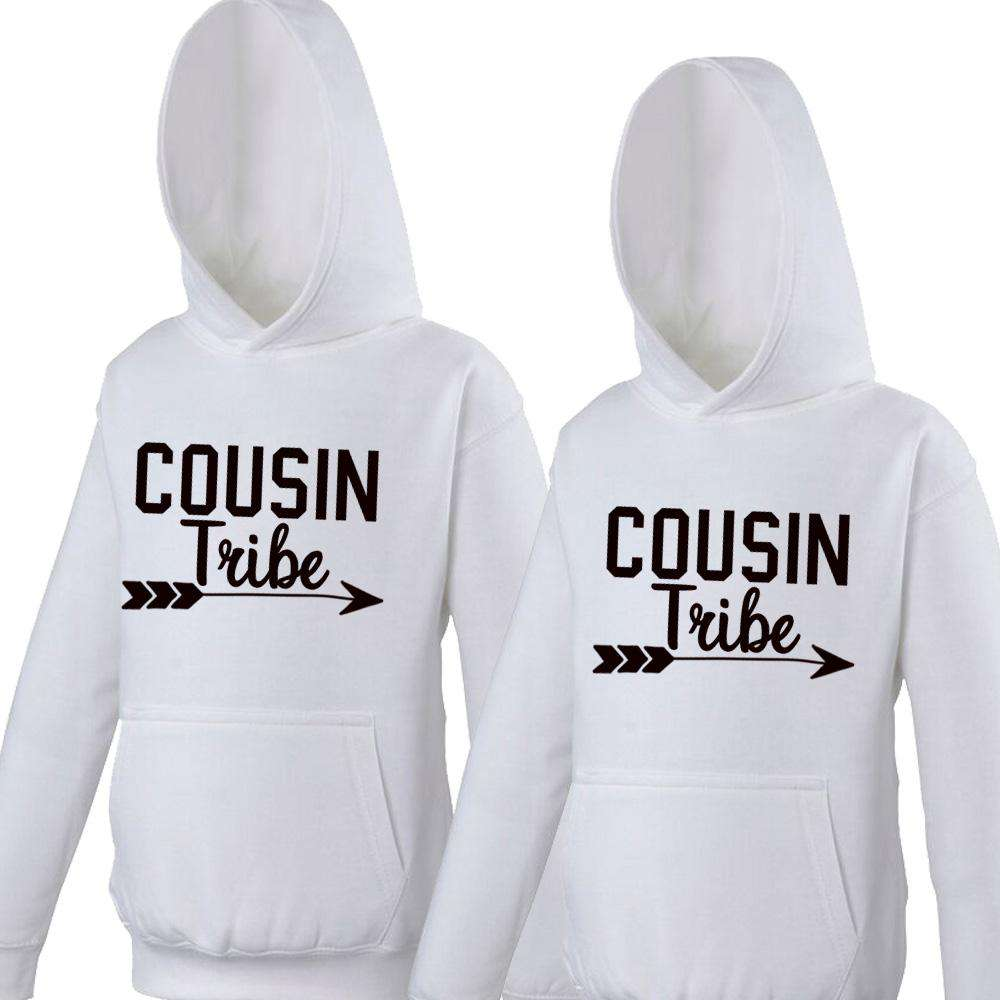 Cousin Tribe Hoodies 00 (MRK X)