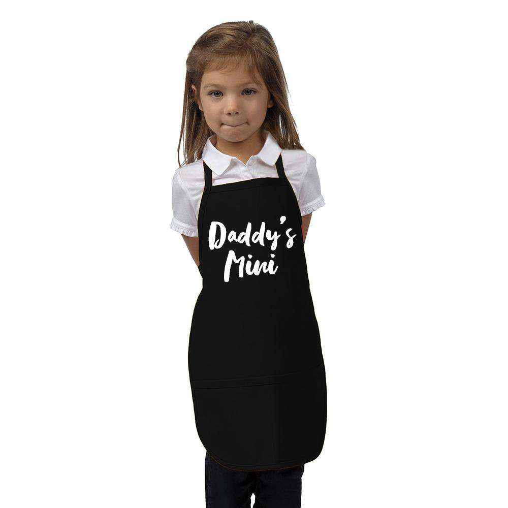 Daddy & Daddy's Mini Matching Aprons (MRK X)