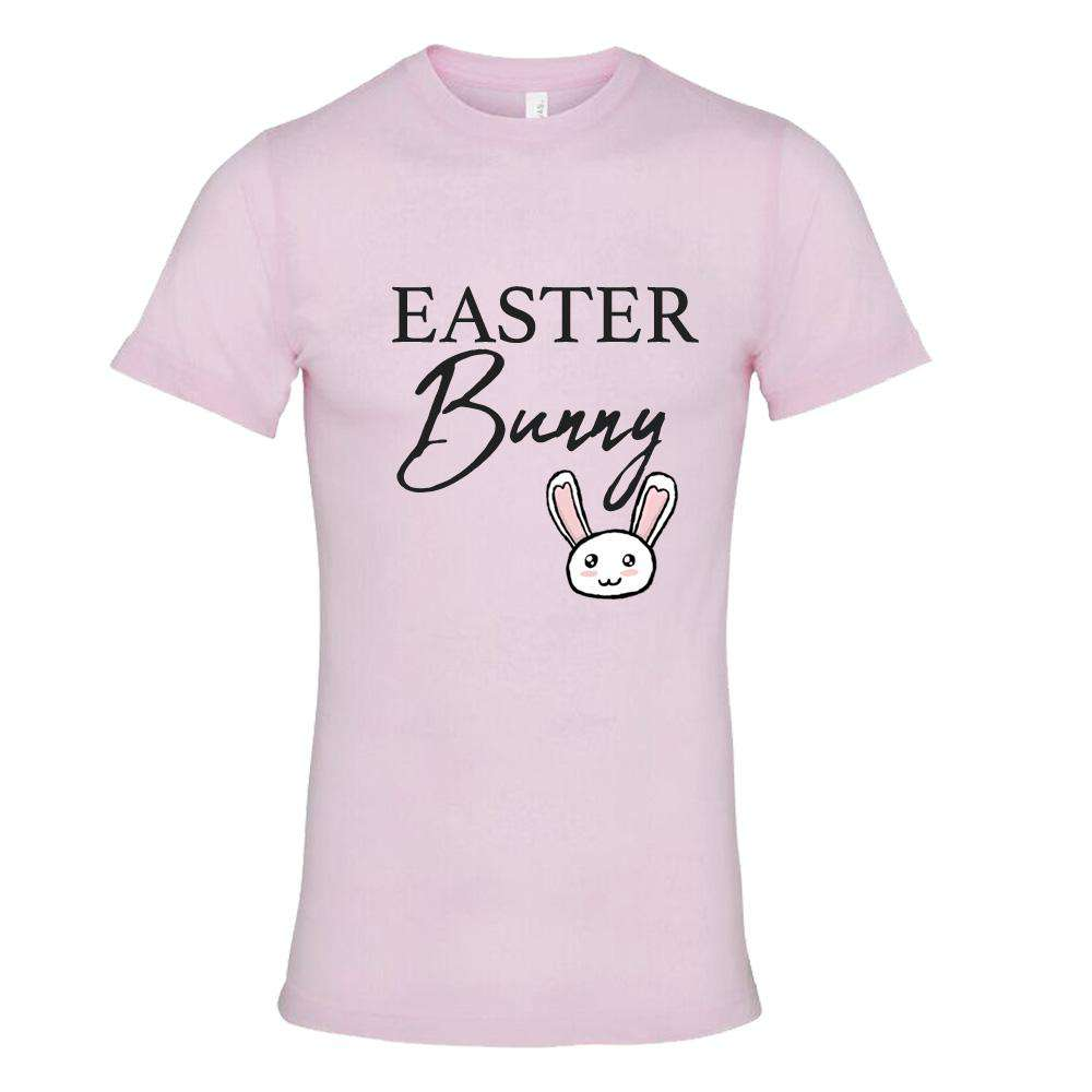 Easter Mummy/Easter Bunny Pink Matching Tees (MRK X)