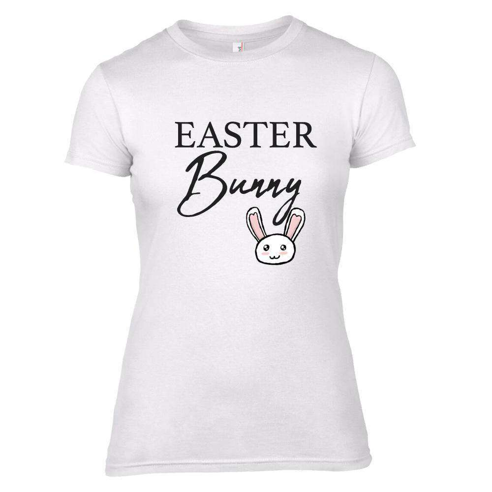 Easter Mummy/Easter Bunny White Matching Tees (MRK X)