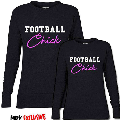 Football Chick Matching Sweats (MRK X)