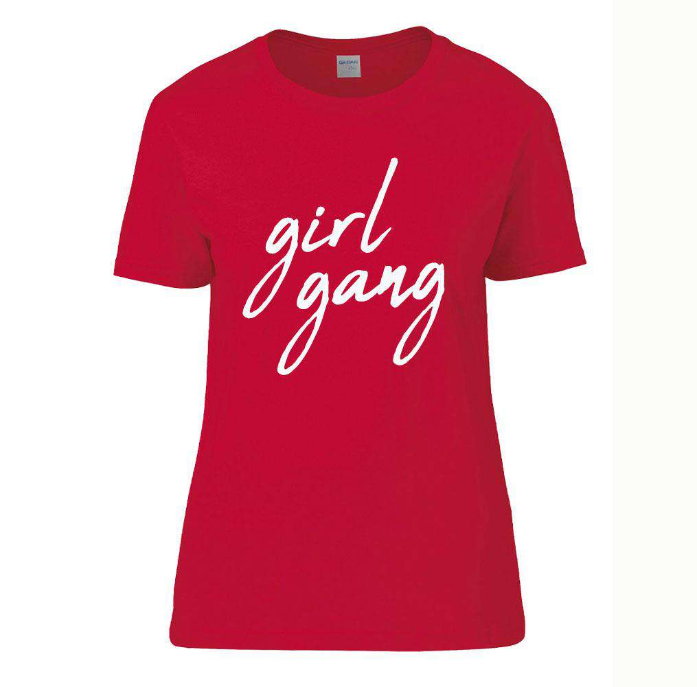 GIRL GANG Mummy & Kid Matching Tees (MRK X)