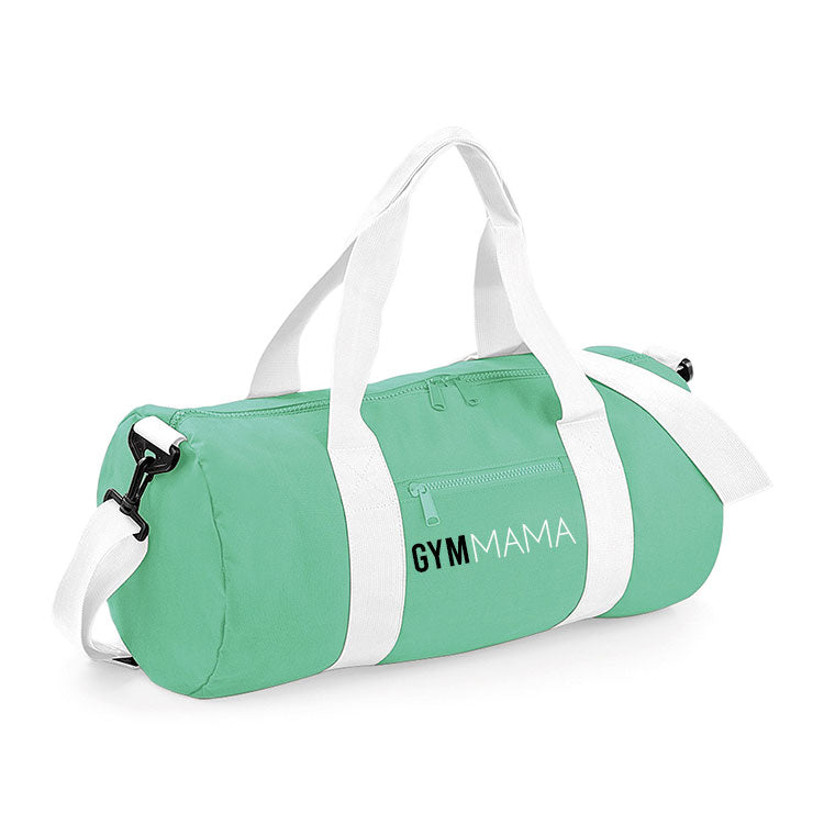 Gym Mama Original Barrel Bag (MRK X)