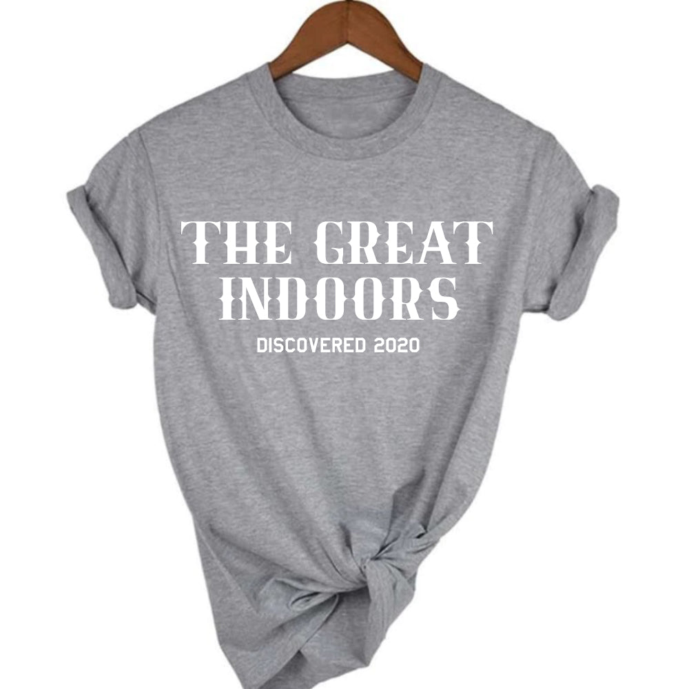 Great Indoors 2020 T-Shirt (MRK X)