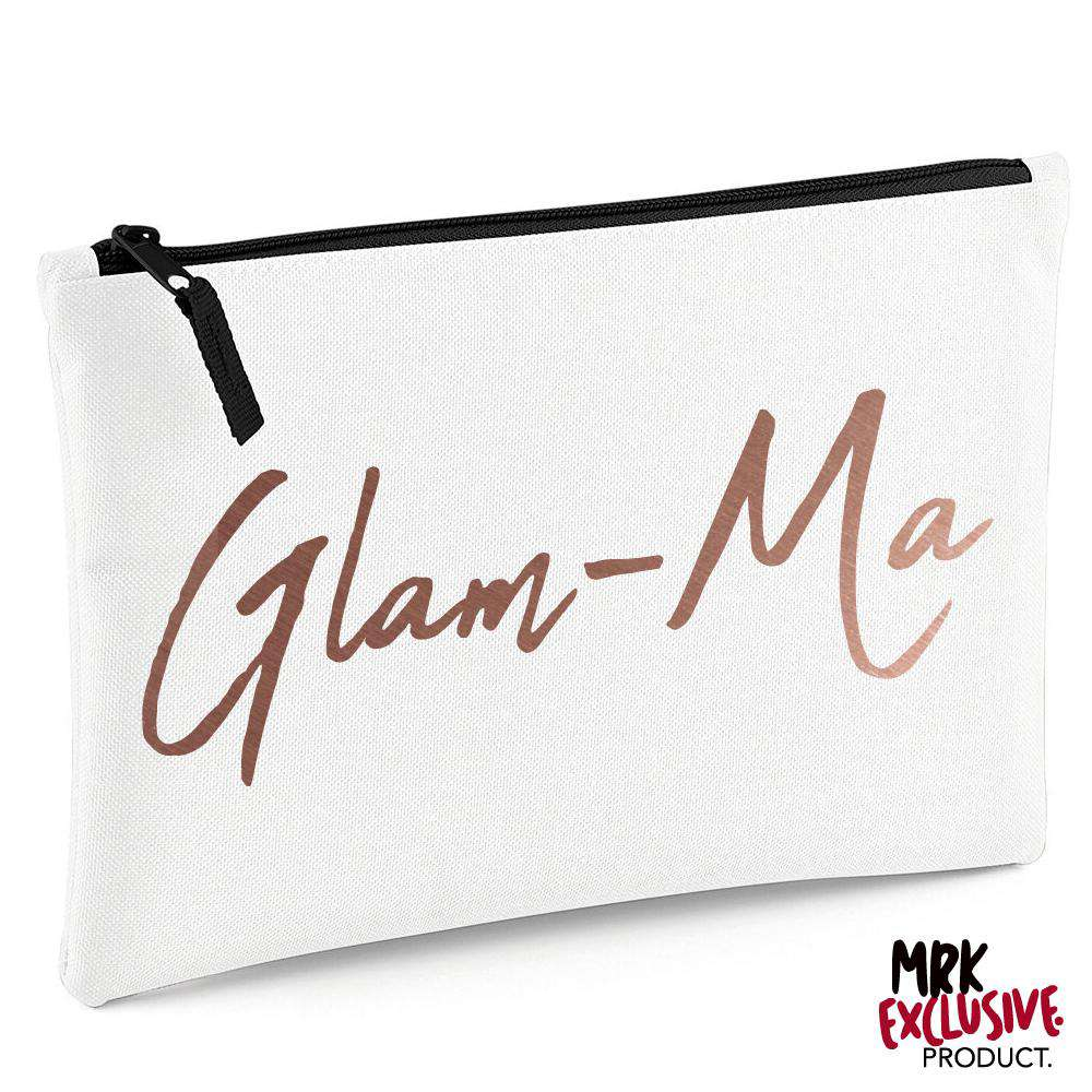 Glam-Ma Grab/Makeup Pouch (MRK X)