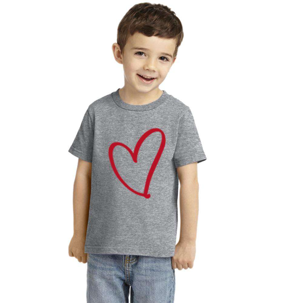 Core Heart Print Family Matching Tees (MRK X)