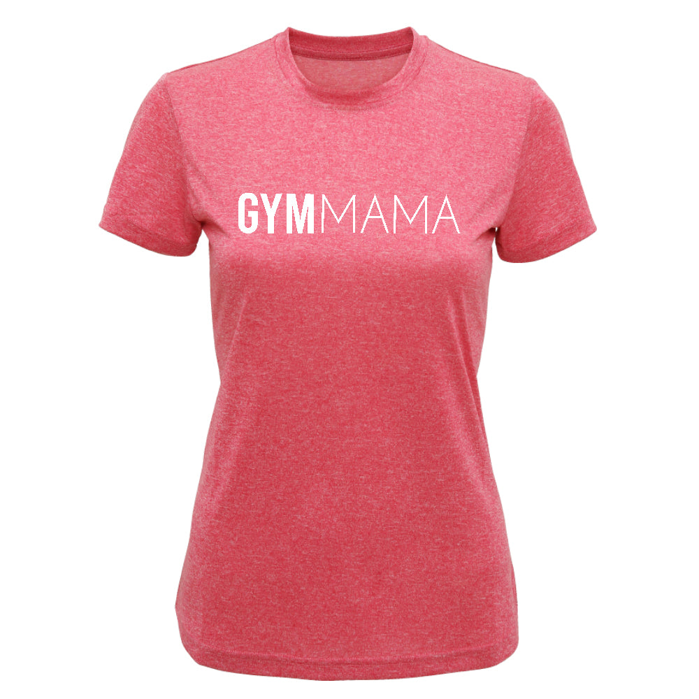 Gym Mama Core Logo Performance Top (MRK X)