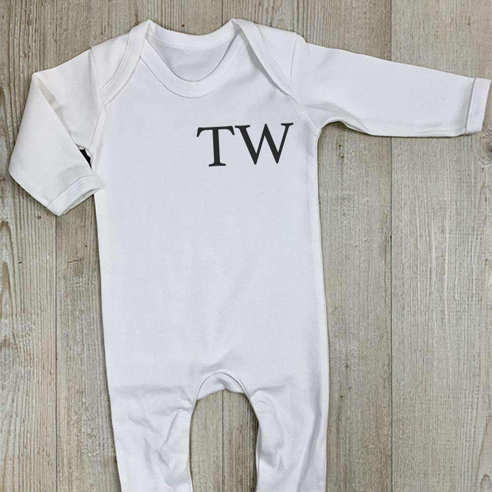 Personalised Initial Rompersuit (MRK X)