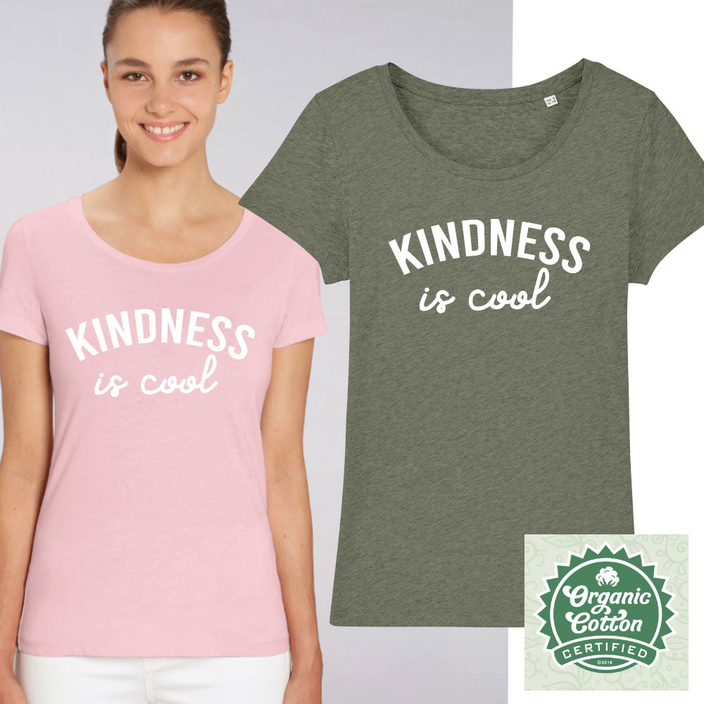 Kindness Is Cool Organic Tee (MRK X)