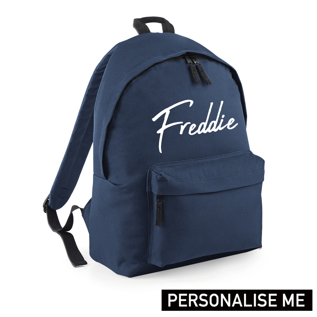 Personalised LA Classic Junior Backpack (MRK X)