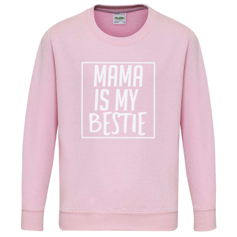 Mama is My Bestie Core Sweater 00 (MRK X)