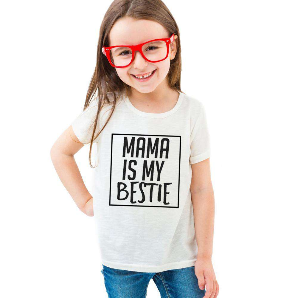 Mama is My Bestie Core Tee 00 (MRK X)