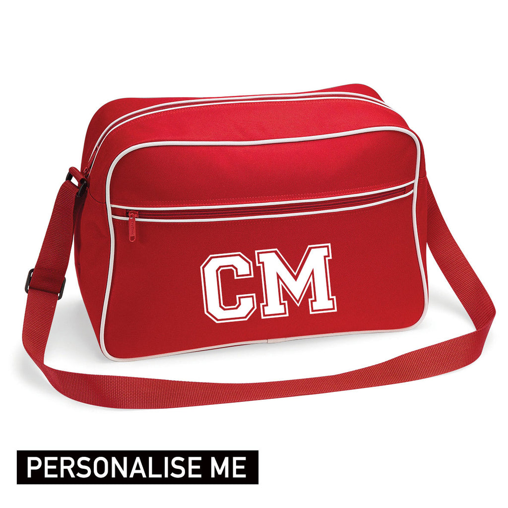Personalised Retro Classico Bag (MRK X)