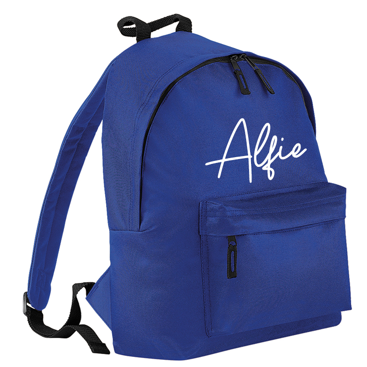 Personalised Sydney Classic Junior Backpack (MRK X)