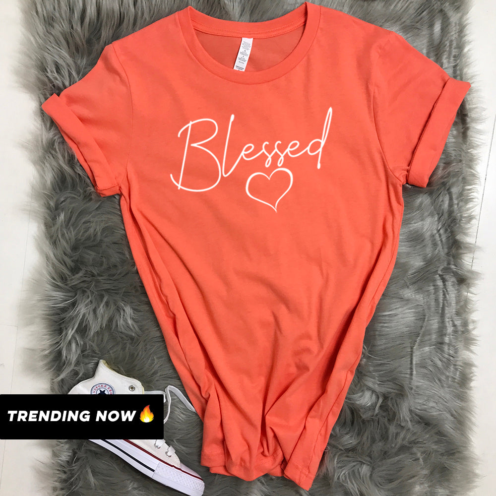 Blessed Heart T-Shirts (MRK X)