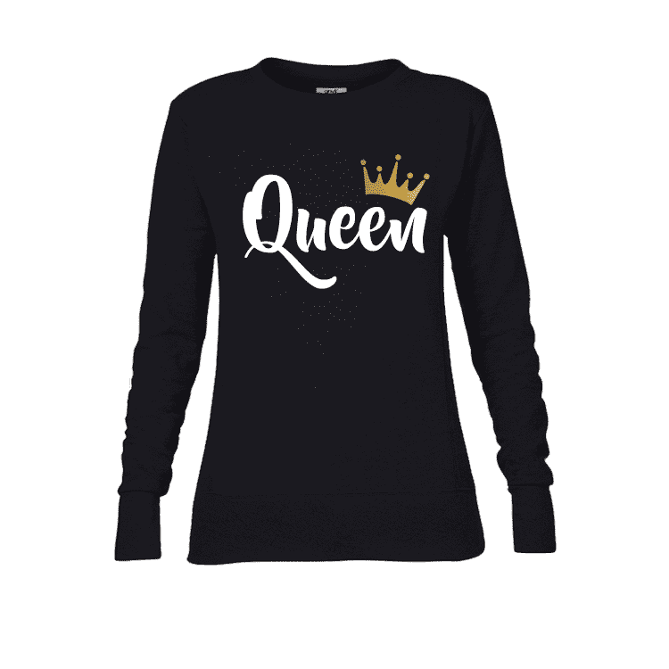 Royal Family Matching Crew Sweaters (MRK X)