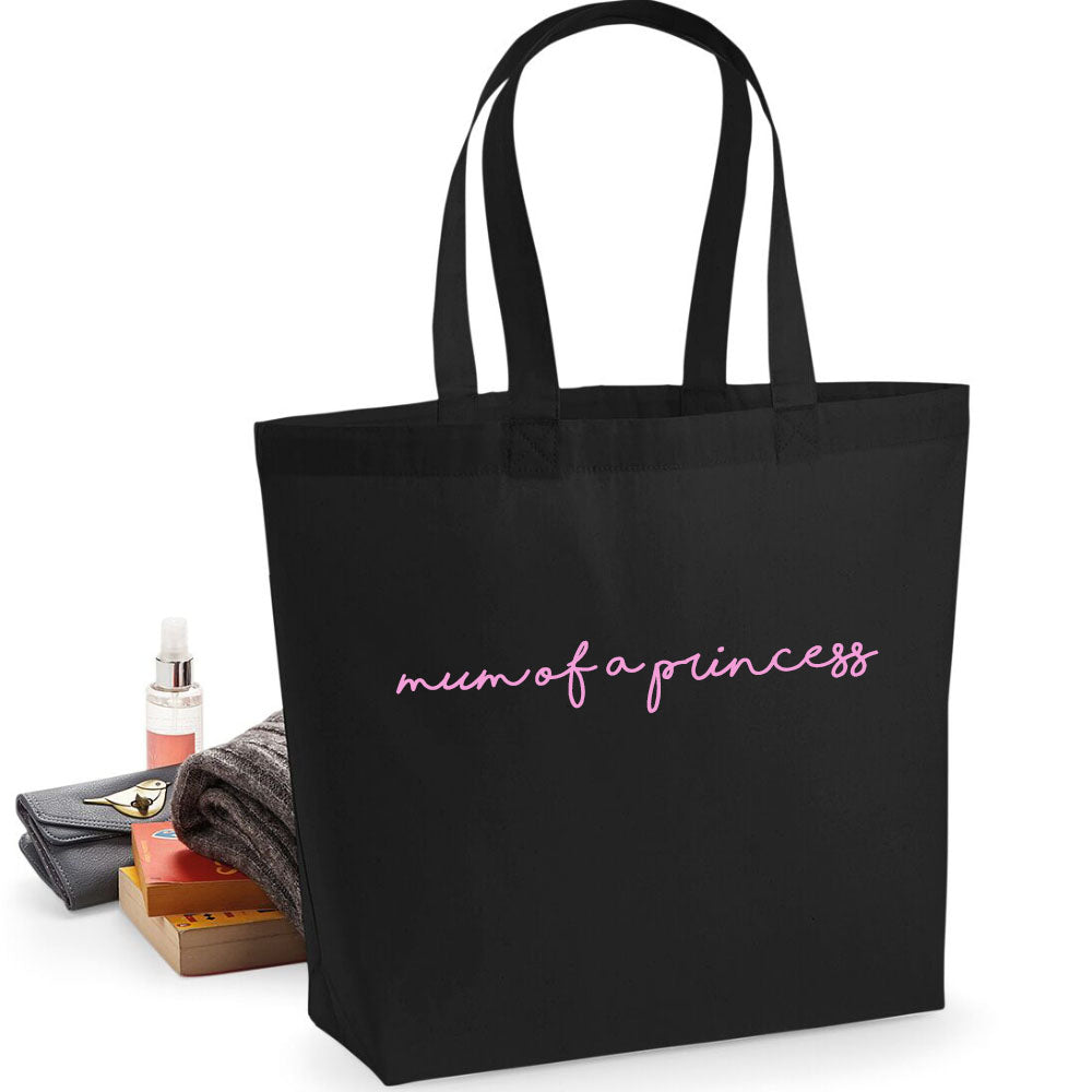 Mum Of A Princess Tote Bag (MRK X)