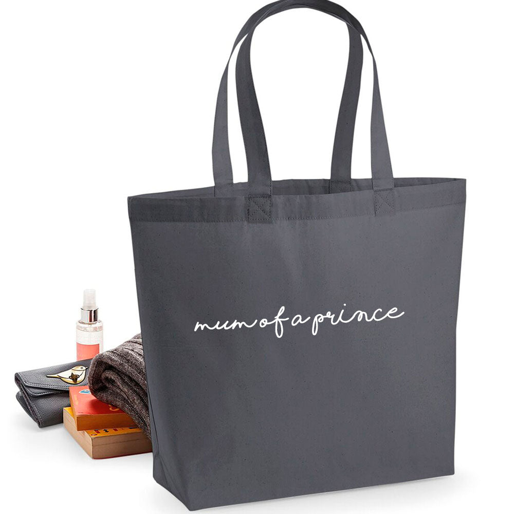 Mum Of A Prince Tote Bag (MRK X)