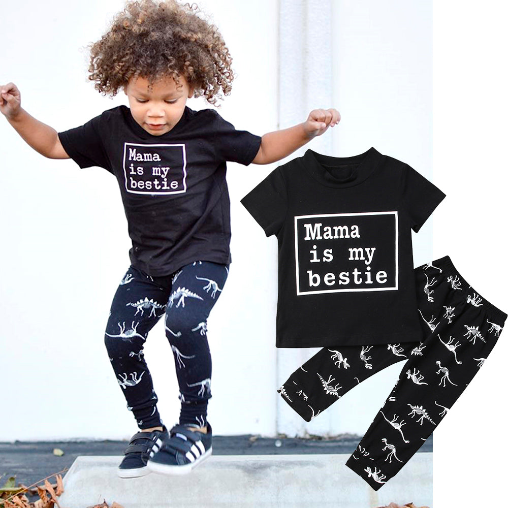 Mama Bestie Dino Set (1-4 Years) (MRK X)