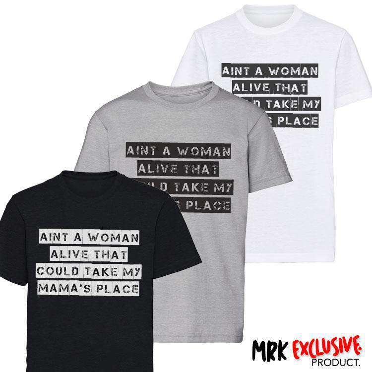 My Mama's Place T-Shirt - (0-13 Years) (MRK X)
