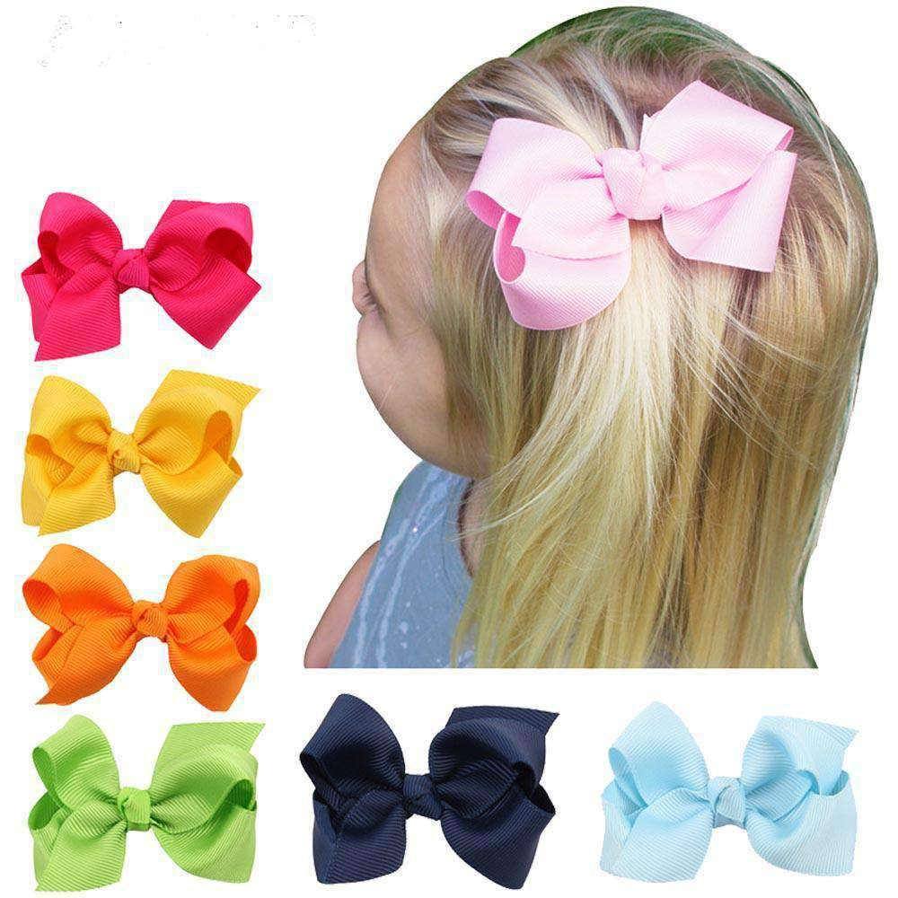 Medium Hair Bow (8cm) (MRK X)